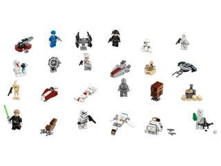 LEGO® <i>Star Wars</i>™ Adventskalender