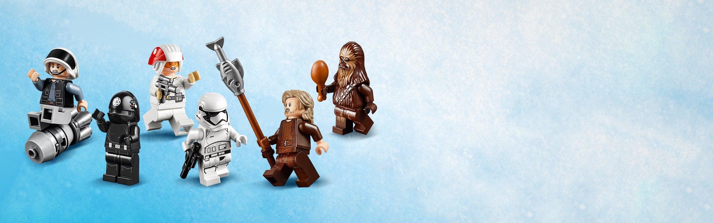 LEGO  75245 Star Wars Advent Calendar LUKE SKYWALKER  NEW.REDUCED