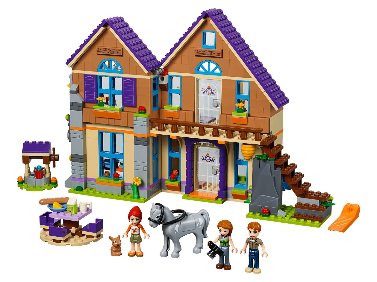 Mia's House 41369 | Friends | Buy online at the Official LEGO® Shop GB