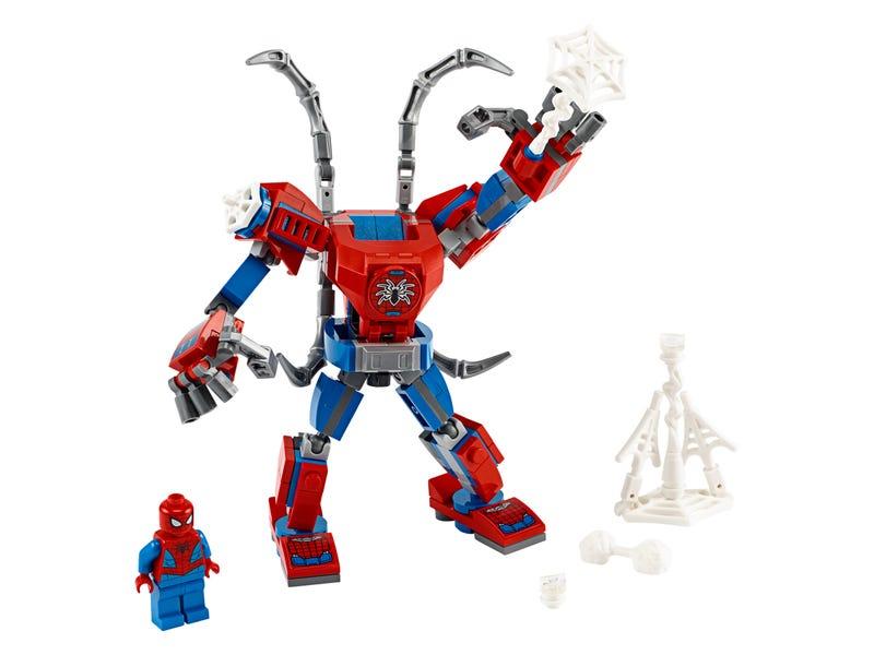 Spider-Man Mech