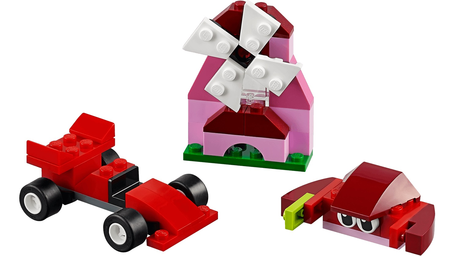 LEGO® Classic toys - Free building instructions | Official