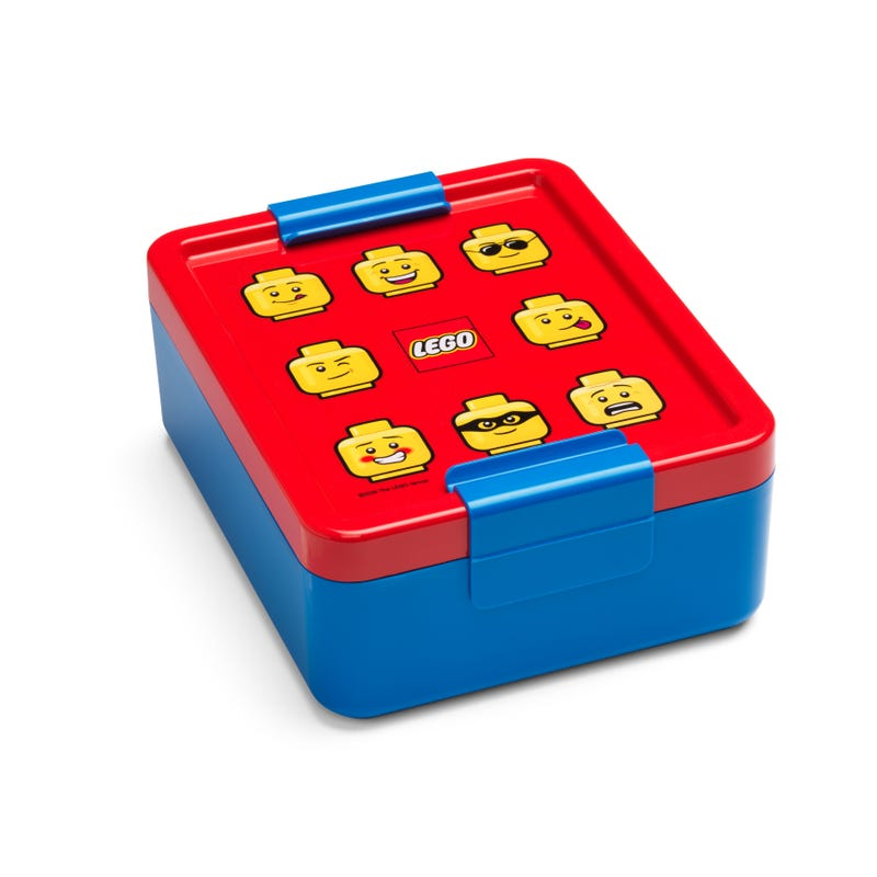 Minifigure Lunch Box