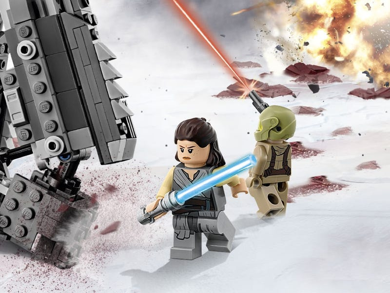 Rey Characters Star Wars Figures Official Lego Shop Us