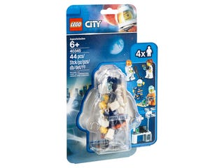 LEGO® City Minifigure Pack