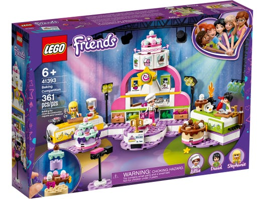 Baking Competition 41393 | Friends | Buy online at the Official ...