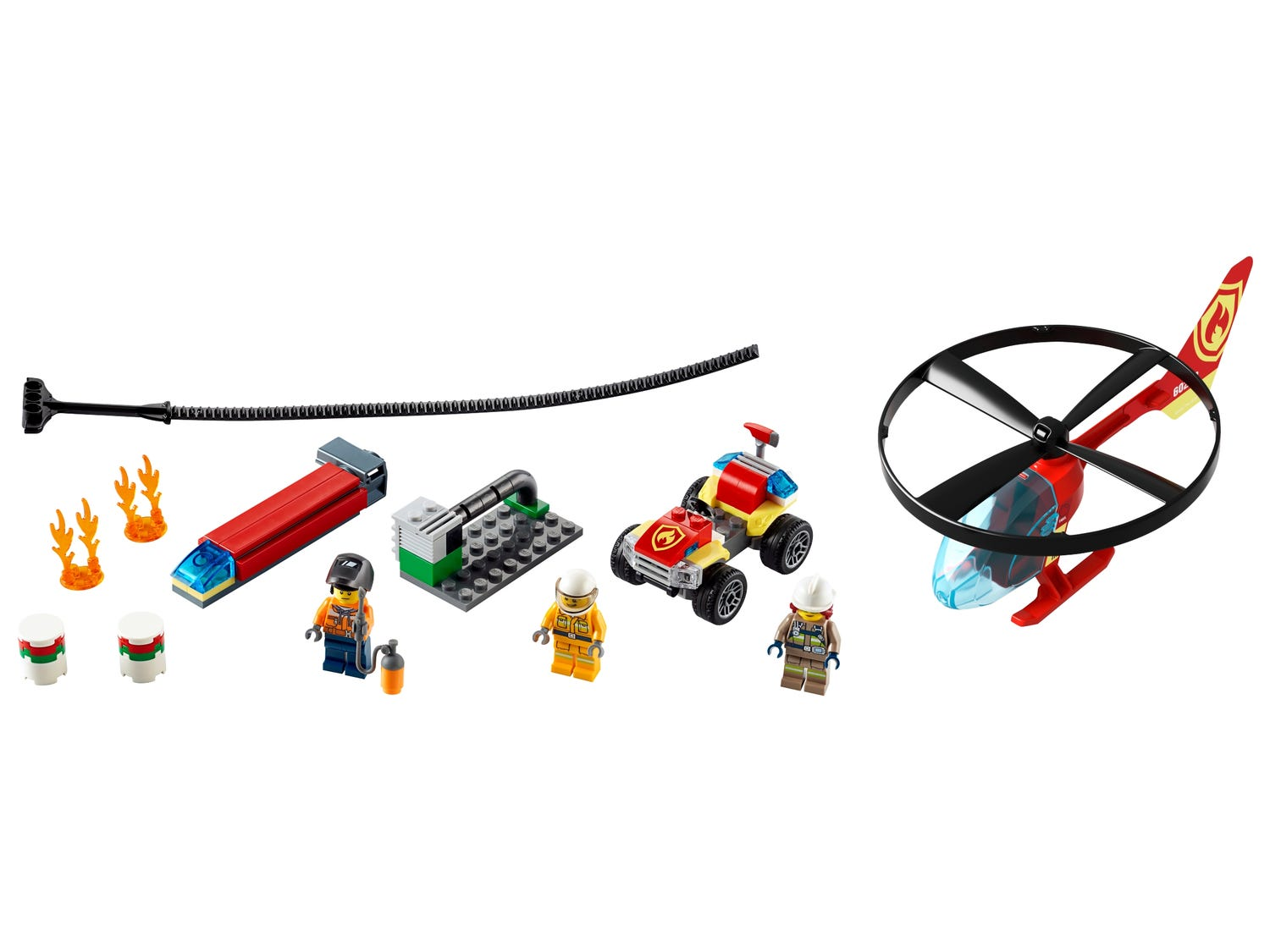 Fire Helicopter Response 60248   City   Buy online at the Official ...