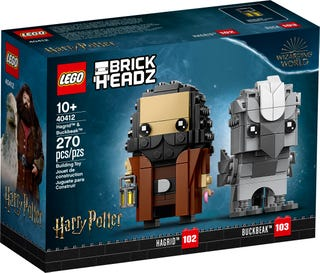 Hagrid™ & Buckbeak™
