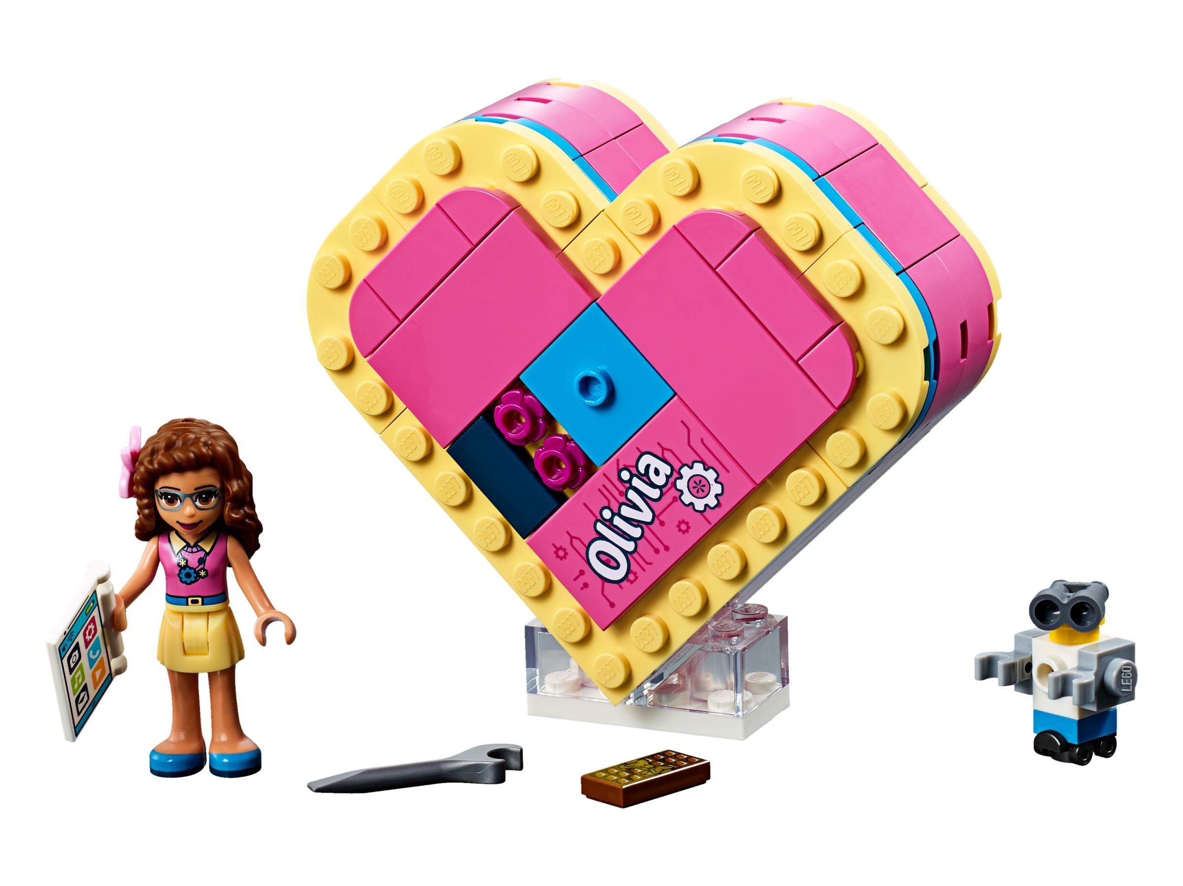 Olivia/'s Heart Box 41357 LEGO® Friends