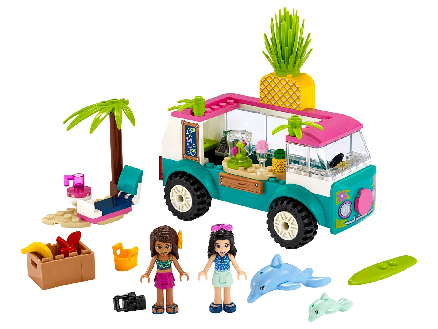 Juice Truck 41397 | Friends | Buy online at the Official LEGO® Shop ...