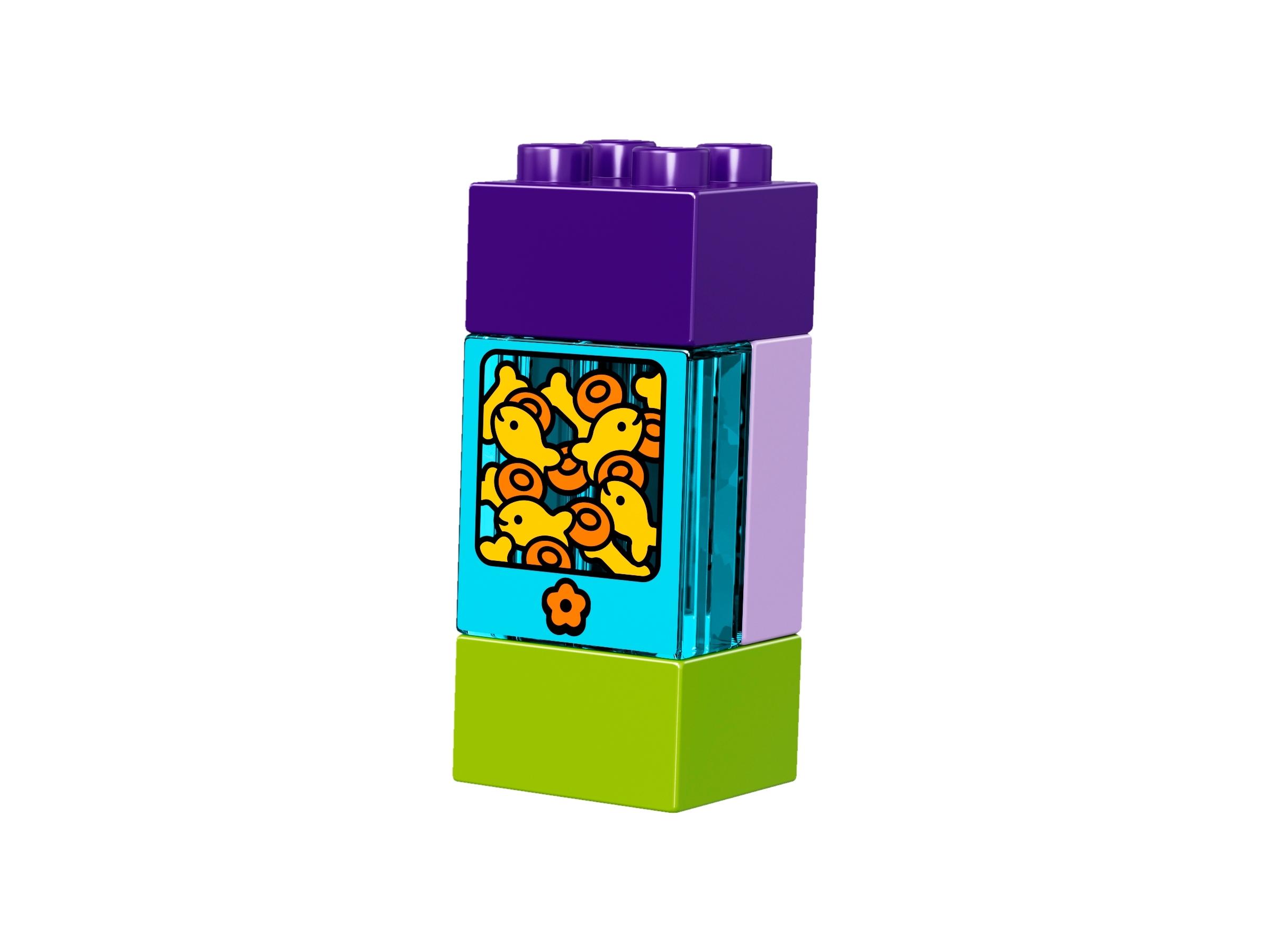NUOVO LEGO-BABY DELFINO-Light Blue-City-amici-Vet