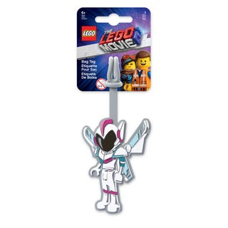 THE LEGO® MOVIE 2™ Sweet Mayhem Luggage Tag