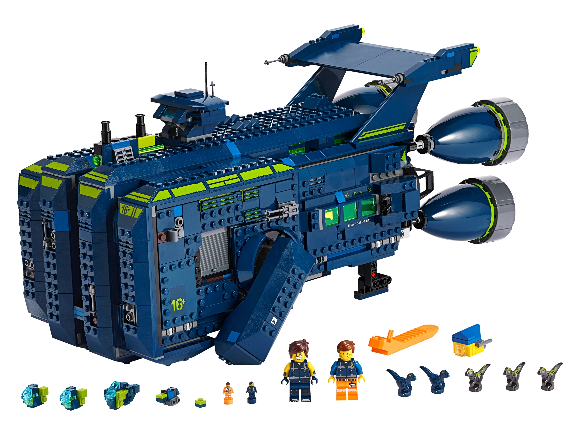 The Lego Movie 2 Themes Official Lego Shop Us