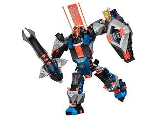 Le robot du chevalier noir