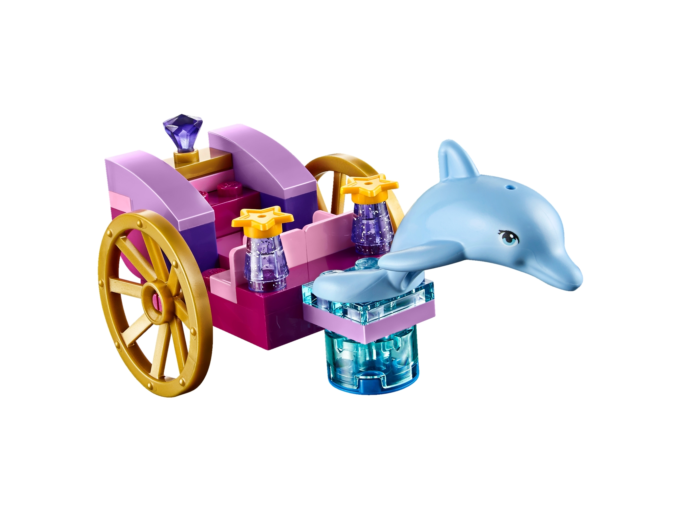 LEGO Ariels Dolphin Carriage Playset 10723