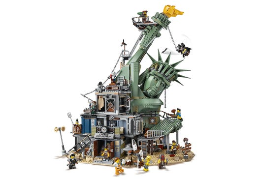 Welcome To Apocalypseburg 70840 The Lego Movie 2 Buy Online At The Official Lego Shop Us