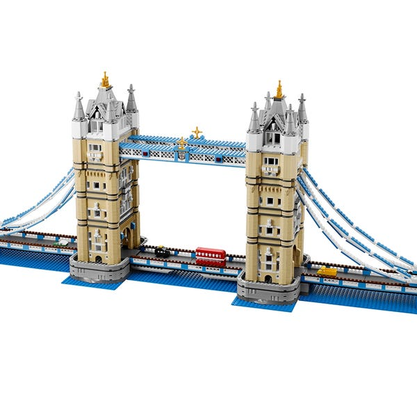 Lego Tower Bridge (10214)