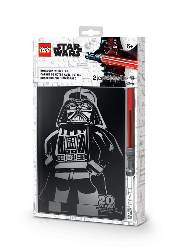 LEGO Star Wars Notebook with Gel Pen