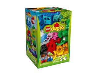 LEGO® DUPLO® Duży zestaw kreatywny