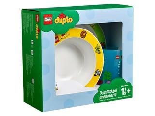 LEGO® DUPLO® Tableware