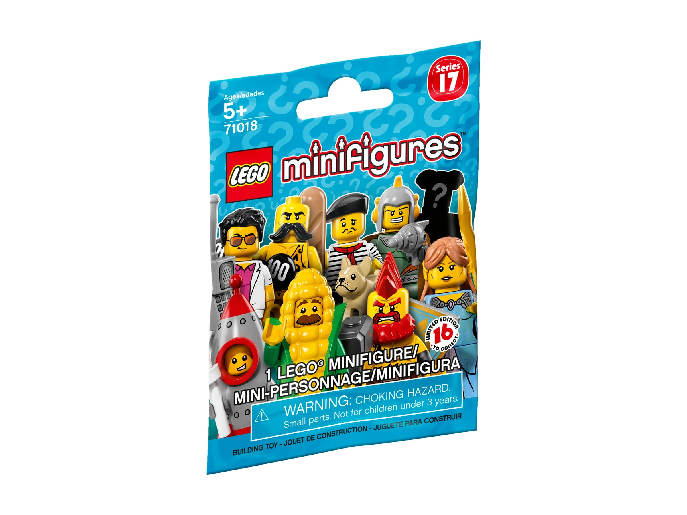 LEGO SERIES 17  71018  BUTTERFLY GIRL   MINI FIGURE LOOSE  2017