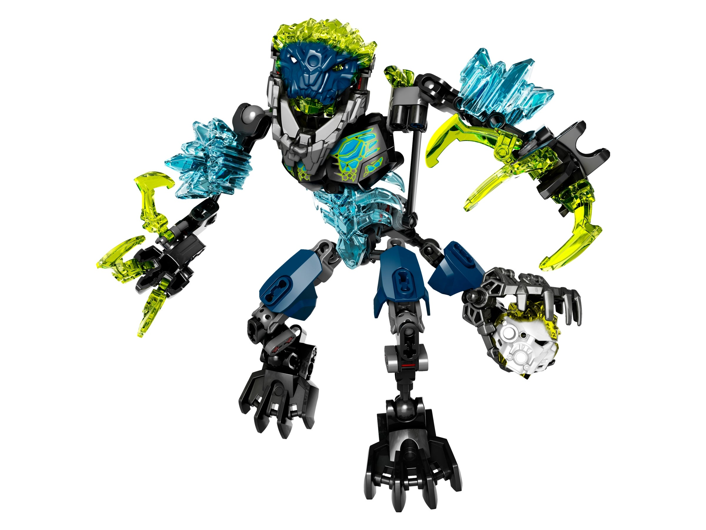 Lego Bionicle 1 Dragon Claw in Black