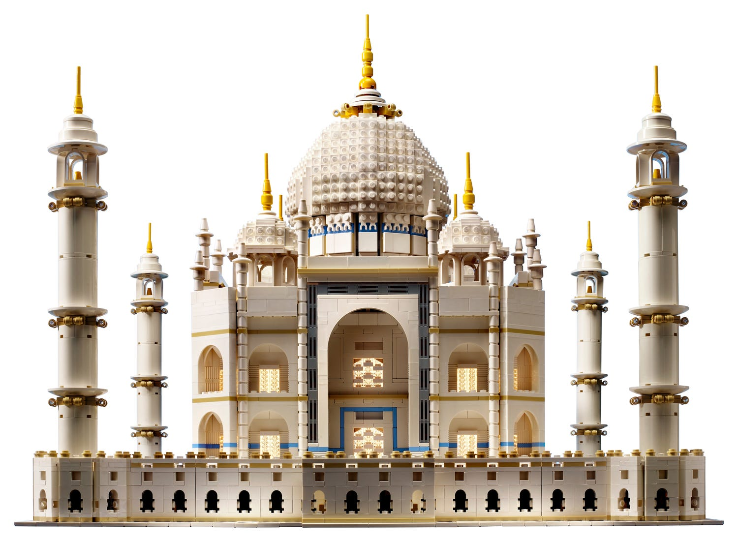 Taj Mahal 10256 | Creator Expert | Buy online at the Official LEGO ...