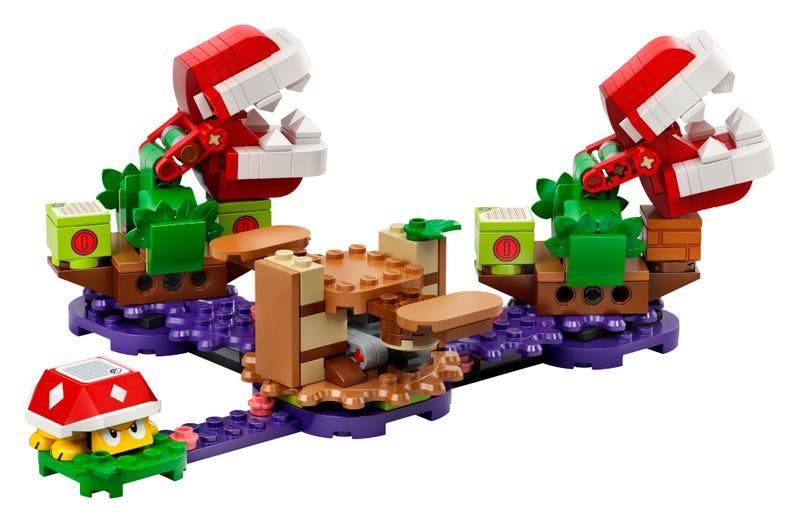 OfferteWeb.click 82-pianta-piranha-pack-di-espansione-lego-super-mario