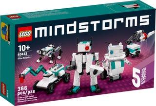 LEGO® MINDSTORMS® Mini Robots