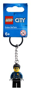 Duke DeTain Key Chain
