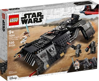Knights of Ren™ Transport Ship