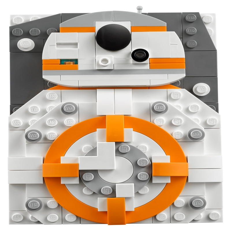 Brick Sketches™ BB-8™ 40431 | Star Wars™ | Buy online at the Official LEGO® Shop US