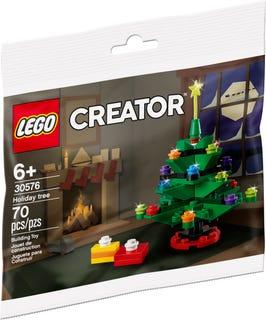 Albero Di Natale Lego.Albero Di Natale 30576 Unknown Lego Shop Ufficiale It
