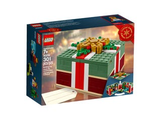 Buildable Holiday Present