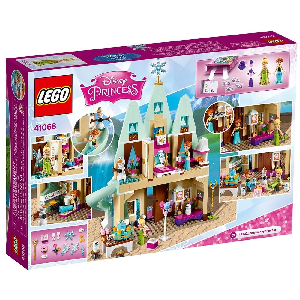 costruzione lego 41068