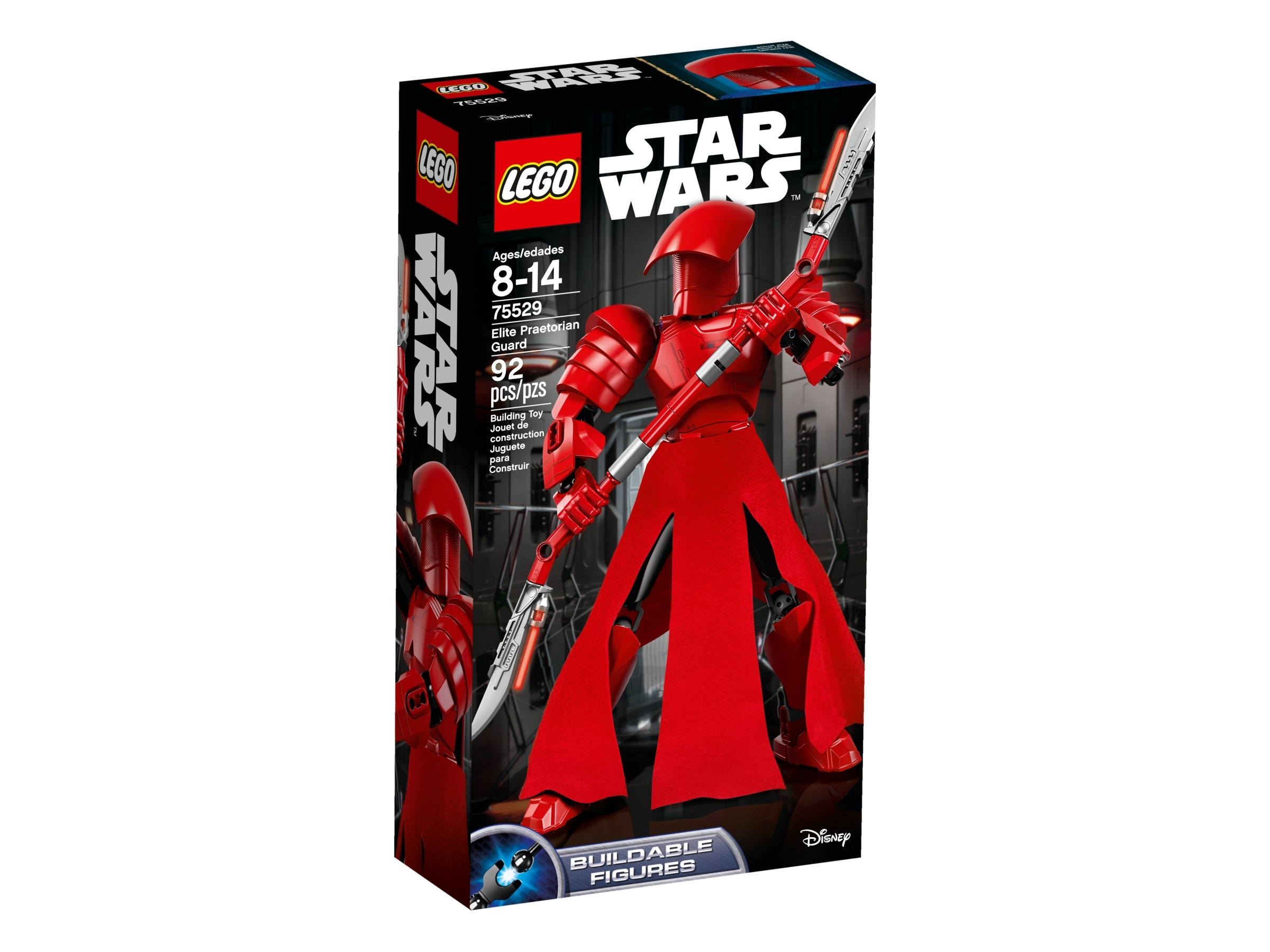 lego Star Wars  75529 guardia pretoriana elite