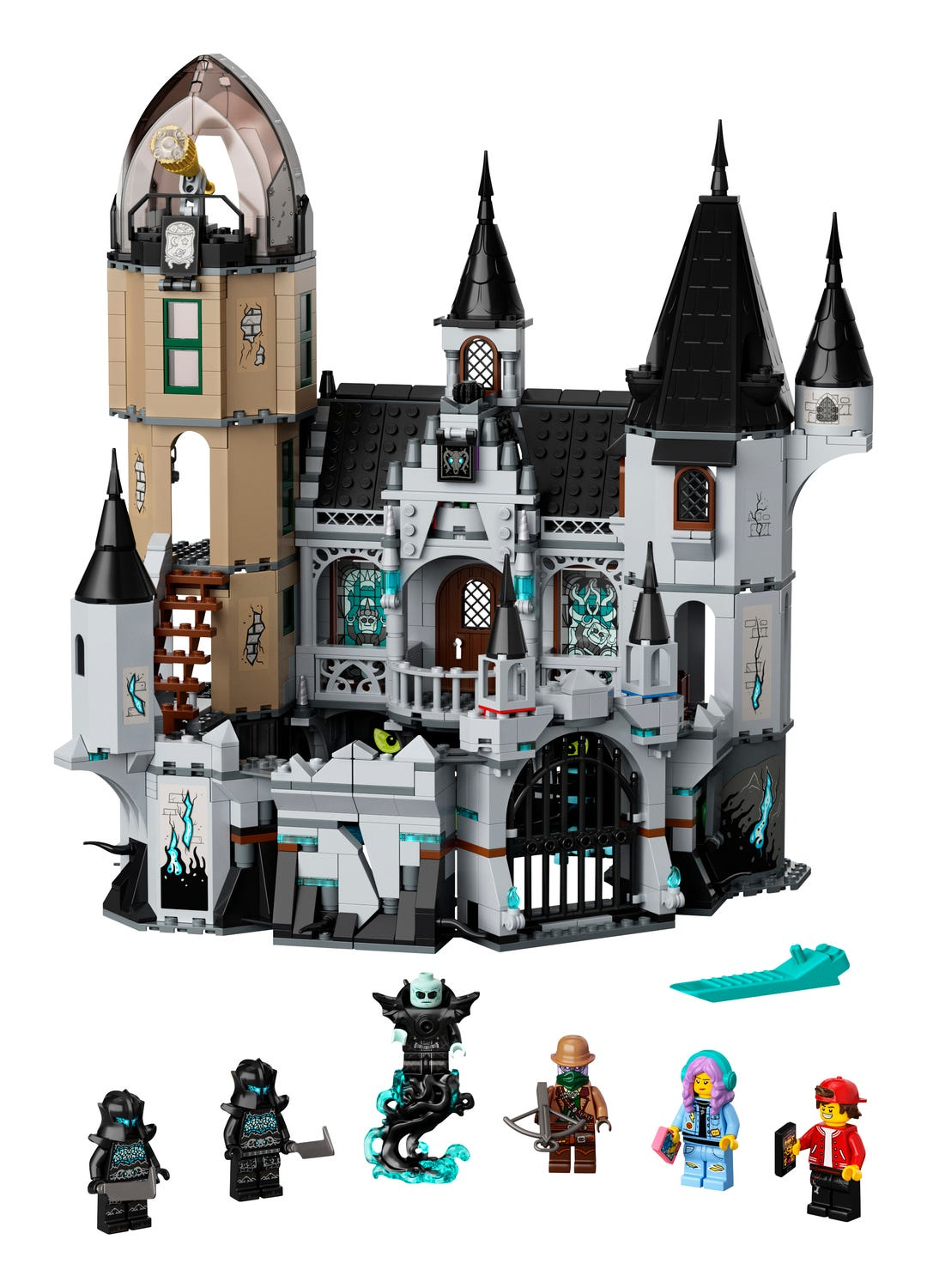 La Forteresse Hantee 70437 Hidden Side Boutique Lego