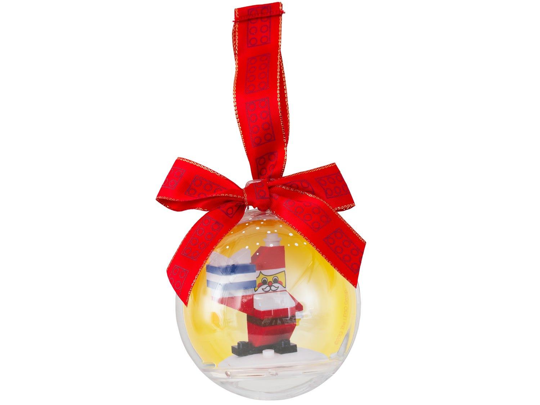LEGO® Santa Holiday Bauble