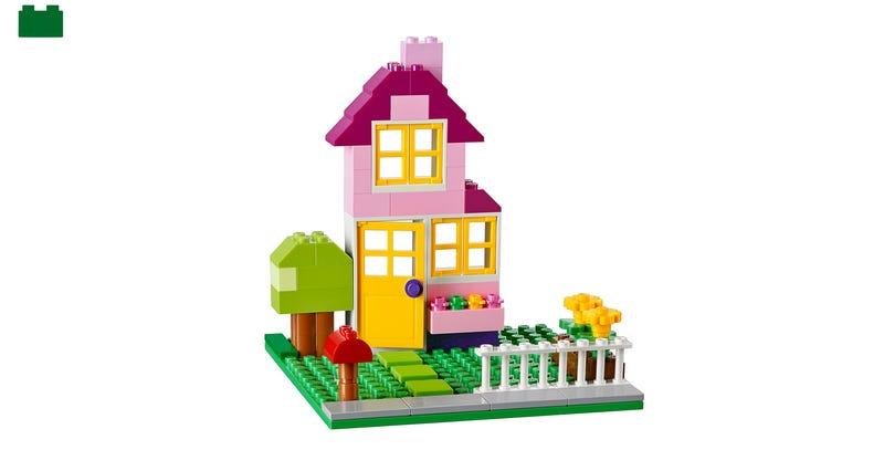 10698 Lego Large Creative Brick Box Building Instructions