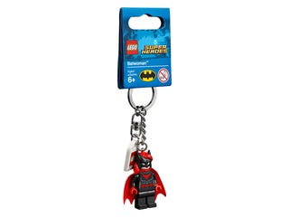 Batwoman™ raktų pakabukas