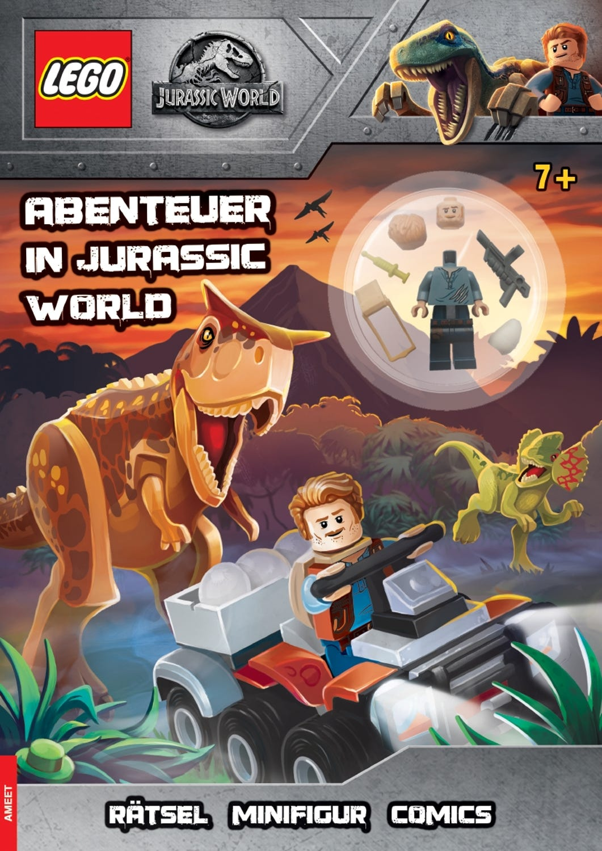 LEGO® Jurassic World: Abenteuer in Jurassic World!