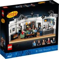 Deals on Lego Seinfeld Jerrys Apartment Building Set 1326-Pieces 21328