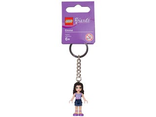 Porte-clés Emma de LEGO® Friends