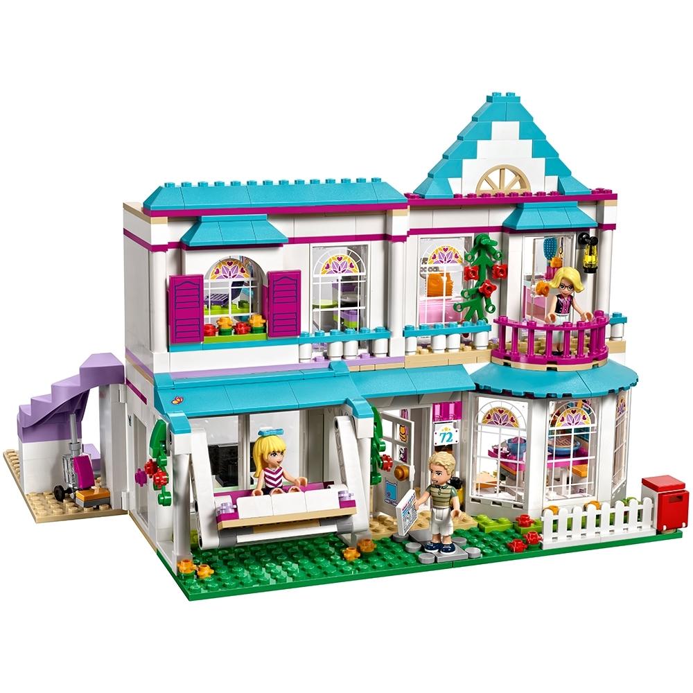 Casa De Stephanie 41314 Friends Oficial Lego Shop Mx