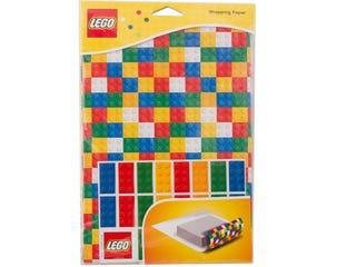Papier cadeau LEGO® classique
