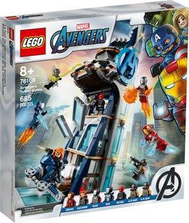 Avengers – Kräftemessen am Turm