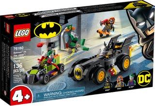 Batman™ vs. The Joker™: Batmobile™ Chase
