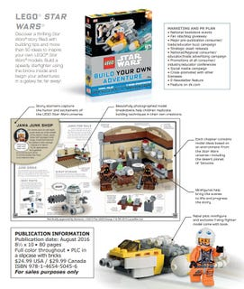 LEGO SW BUILD YOUR OWN ADVENTURE
