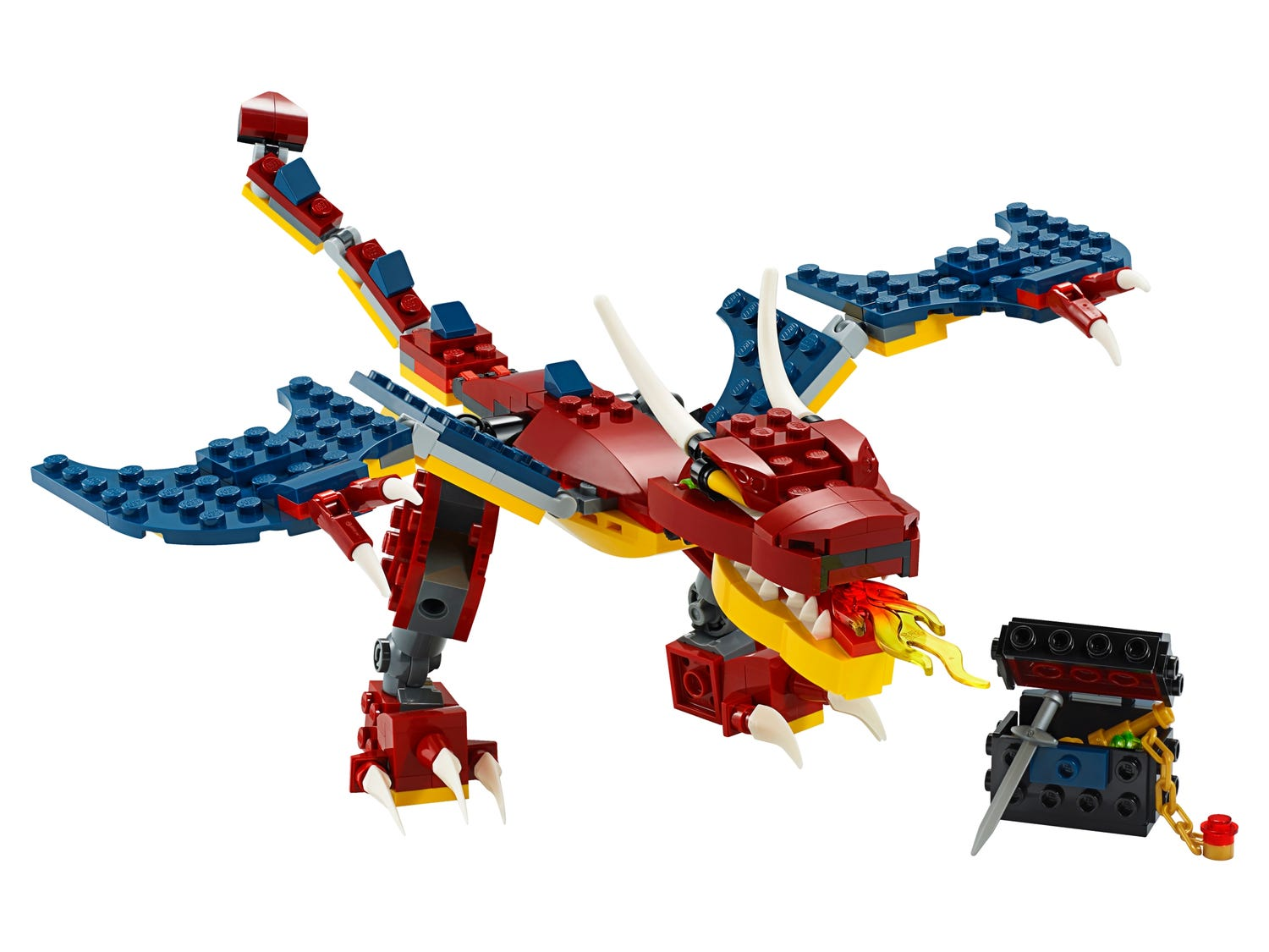 Fire Dragon 31102 | Creator 3-in-1 | Buy online at the Official LEGO ...