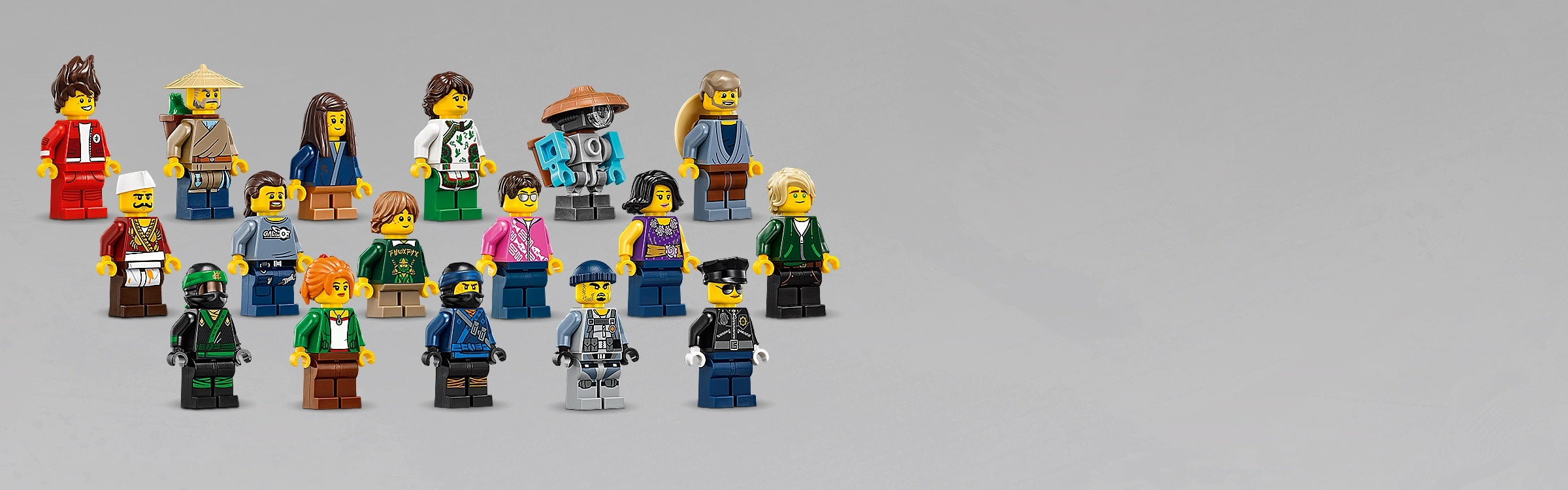 LEGO Catalog Minifigs Figurine Train Choose Model
