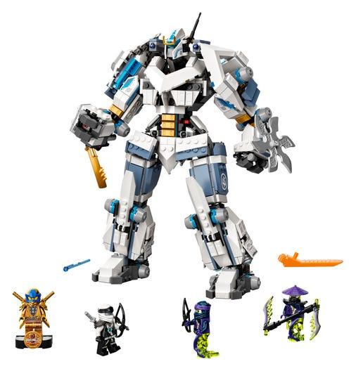 Zane S Titan Mech Battle 71738 Ninjago Buy Online At The Official Lego Shop Ae
